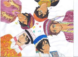 Men's Traditional Clothing by MiddleEastAPH