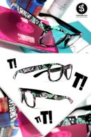 T glasses by Bobsmade