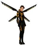 Wasp - Transparent Background! by Camo-Flauge