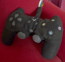 PS2 Controller Pillow by Nikicus