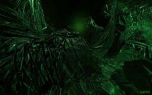 Green Mess by ShippD