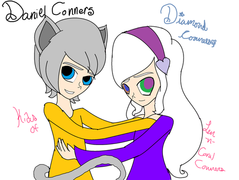 Kids Of Len And Coral by 1DPuppyLoverFOREVER