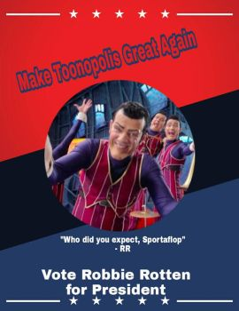 Vote for Robbie Rotten by Dimensions101