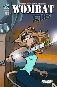 Cover - Chapter 3: The Bridge of No Return by wombat-rue