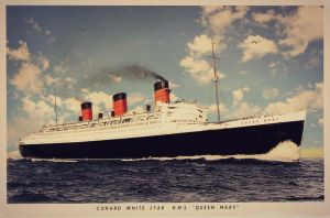 The Heiress to the Throne by RMS-OLYMPIC