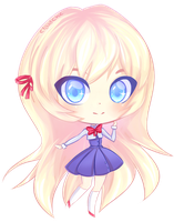 Mini Chibi - Lucia by CloudChie
