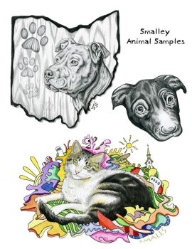 Animal Samples - Client View by gloamstur