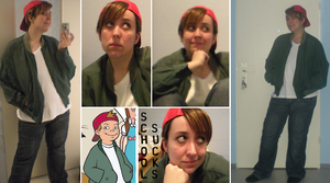 TJ - Disney's Recess Cosplay by Eric--Cartman