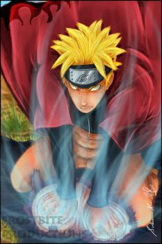 Naruto Sage by Frostbite194