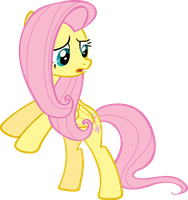 Fluttershy Hug Vector by TheOneWithTheOctaves