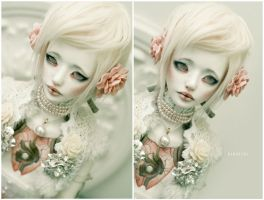 Porcelain by Bluoxyde