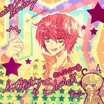HBD Shouichi by mixed-blessing