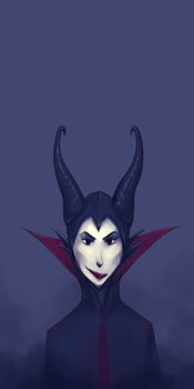 Maleficent by M03PS