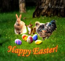 Happy Easter! by Cundrie-la-Surziere