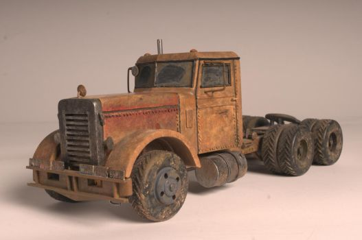 Duel Truck (1972) by ARawlinsonCreations