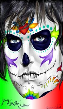 The Rev - Candy Skull by BornCrazy7189