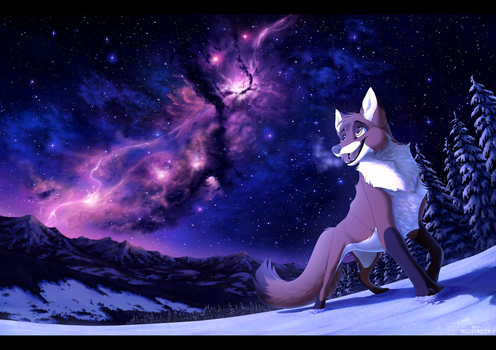 Follow the Stardust Trail by Nightrizer