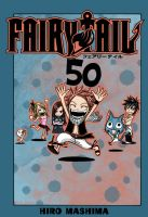 Fairy Tail cover colored by MoniSaku