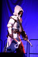 Assassin Creed Connor At Zenkaikon 2013 by Paladin0