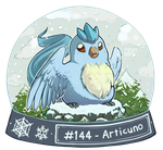 144 - Articuno by Electrical-Socket