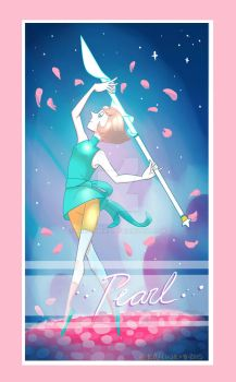 Pearl by KJK-Comics