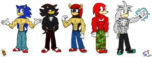 Random 52 - Those Guys by Sonic-Toad