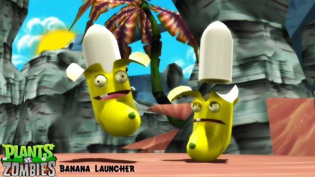 (MMD Model) Banana Launcher Download by SAB64