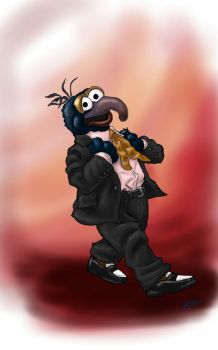 Gonzo the Great! by DoctorRat