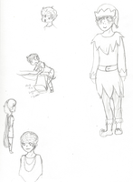 Elf Andy and other doodles by Razapple