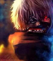 Kaneki by Bluemisti