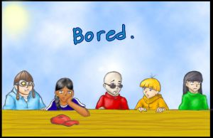 KND: Bored. by MistyGlow