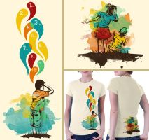 Hide And Seek Tees by eQuivalent12