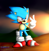 I'll show you what I can (Sonic CD) by 1HardDan1